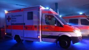 Einen Bayern-RTW (Bj. 2009) konnte die Bereitschaft Lohr in den Dienst stellen.