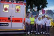 173 Einsatzkräfte leisten über 900 Stunden auf der Festwoche in Lohr